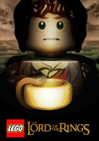 Обложка Lego The Lord of the Rings