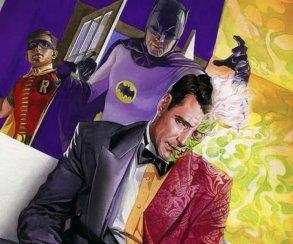 Мультфильм «Бэтмен против Двуликого» стал последней ролью Адама Уэста