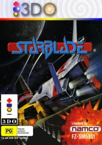 Обложка StarBlade