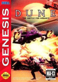 Обложка Dune - The Battle for Arrakis