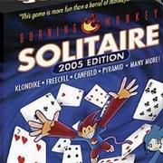 Burning Monkey Solitaire 2005