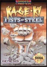 Ka-Ge-Ki: Fists of Steel – фото обложки игры