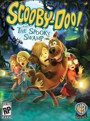 Обложка Scooby-Doo! and the Spooky Swamp