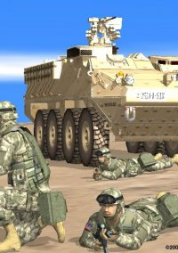 Обложка Combat Mission: Shock Force