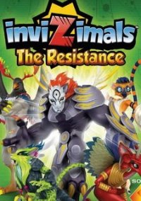 Обложка Invizimals: The Resistance
