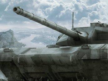 Лицом в грязь: онлайн-танкисты на полигоне элитных войск