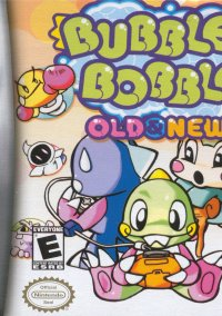 Обложка Bubble Bobble: Old & New