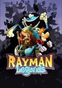Обложка Rayman Legends