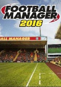 Обложка Football Manager 2016