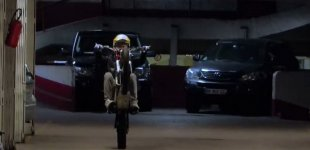 Urban Trial Freestyle. Видео #1