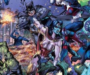 Финал Justice League vs. Suicide Squad: ничего себе многоходовочка!