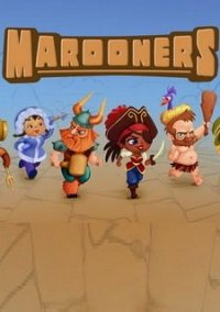 Обложка Marooners