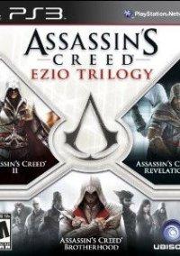 Обложка Assassin's Creed: Ezio Trilogy