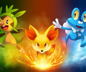Nintendo показала российскую рекламу Pokemon X & Y