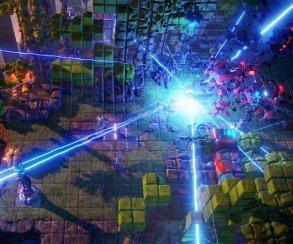 Критики хвалят Nex Machina, новую игру отавторов Alienation иResogun