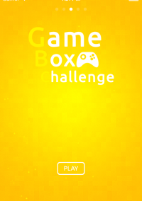 Обложка Game Box Challenge