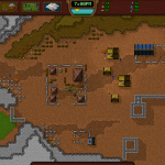 Скриншот Retro-Pixel Castles – Изображение 5