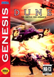 Dune - The Battle for Arrakis