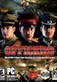 Обложка Officers