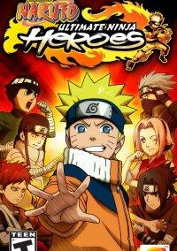 Обложка Naruto: Ultimate Ninja Heroes