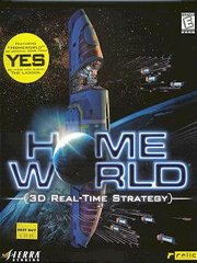 Обложка Homeworld