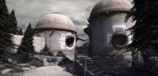 Quern: Undying Thoughts. Официальный трейлер