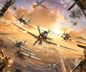 «Канобу» воспарит в прямой трансляции World of Warplanes