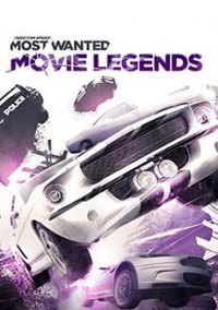 Обложка Need for Speed: Movie Legends