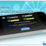 Скриншот Blindtest.com