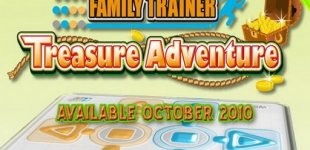 Family Trainer: Treasure Adventure. Видео #1