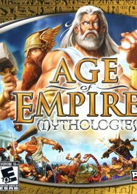 Обложка Age of Empires: Mythologies