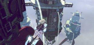 Gravity Rush 2. Трейлер с TGS 2016