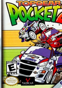 Обложка Top Gear Pocket 2