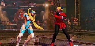 Street Fighter V. Дополнительный персонаж Alex
