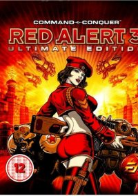 Обложка Command & Conquer: Red Alert 3 Ultimate Edition