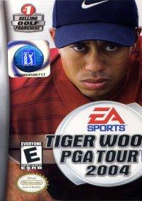 Обложка Tiger Woods PGA Tour 2004