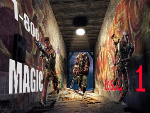 1-800-Magic: 1 Эпизод