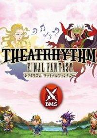 Обложка Theatrhythm Final Fantasy