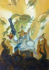 Обложка Sam & Max: Episode 202 - Moai Better Blues