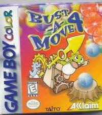 Обложка Bust-A-Move 4