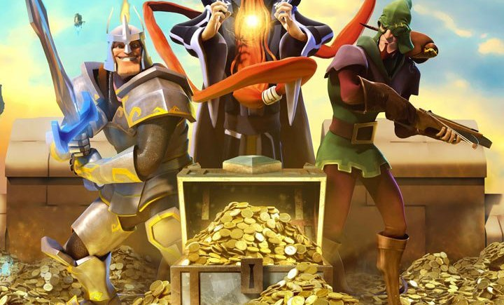 Спецрепортаж The Mighty Quest for Epic Loot