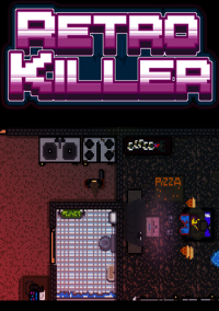 Обложка Retro Killer: The contract