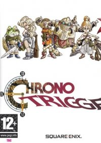 Обложка Chrono Trigger DS