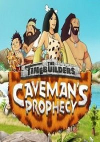 The Timebuilders: Caveman's Prophecy – фото обложки игры