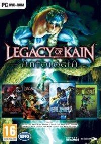 Обложка Legacy of Kain: Anthology