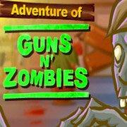 Обложка Adventure of Guns N' Zombies