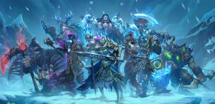 Hearthstone: Heroes of Warcraft. Анонс дополнения Рыцари Ледяного Трона