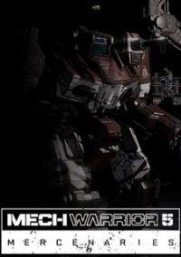 Обложка MechWarrior 5: Mercenaries