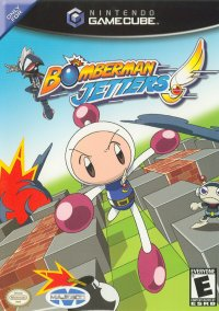 Обложка Bomberman Jetters