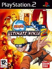 Обложка Naruto: Ultimate Ninja 2